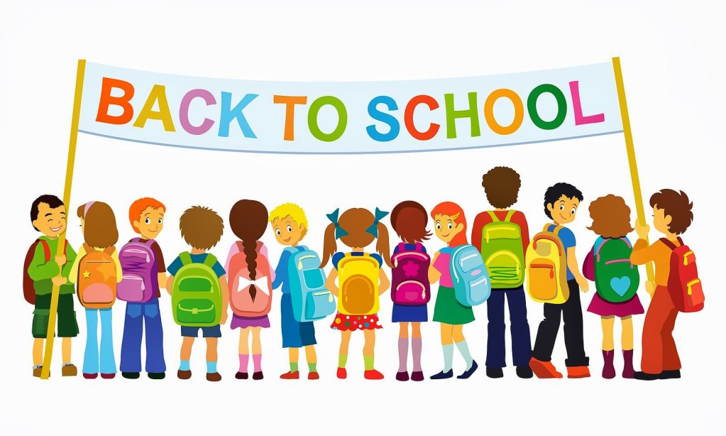 Back to School Review
