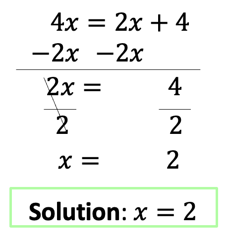 How to Solve for Exponents